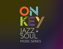 Burlington On Key Jazz and Soul Festival
