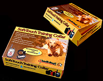 Prototype (mock-up) of Soft-Touch Training Collar Box