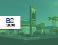 Bocchi Combustíveis Website