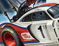 Porsche 935 T/F