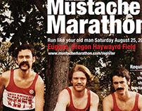 Mustache Marathon