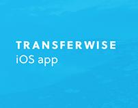 Transferwise iOS App