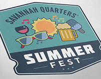 Savannah Quarters Summerfest Event