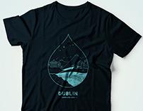 Drupalcon Dublin t-shirt (2016)