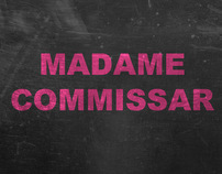 Madame Commissar Title Sequence Animation