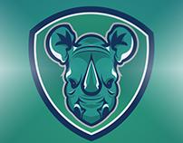 Sports Logo Rhino