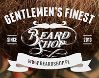 Beard Shop | copywriting
