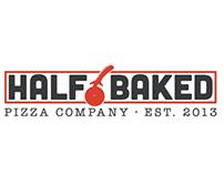Half-Baked Pizza logo