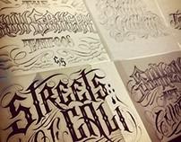 Handmade lettering 3
