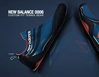 New Balance Intern Project 2012