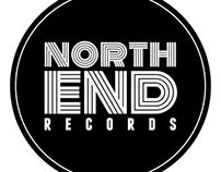 North End Records Branding
