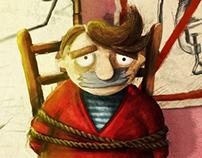 Revenge of the Little Man | Zemsta Małego Człowieka