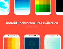 10 Android Lockscreens UI Collection
