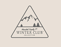 Herschel Supply Co Winter Club – Branding