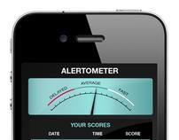 Alertometer App - UI / UX