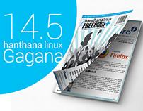 Hanthana Linux OS ver.14.5 Gagana
