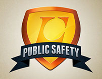 LearnCom Public Safety LMS branding & UI