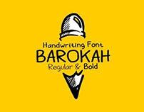 Barokah - FREE FONT