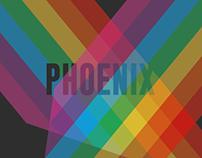 Phoenix Album Design