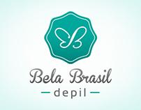 Bela Brasil Depil | Branding, Package, Printed, Web