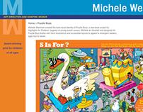Website, Michele Weisman