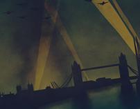 Blitz over London