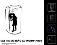Manual de Cabina de baño autolimpiable