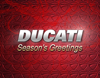 DUCATI Season's Greetings