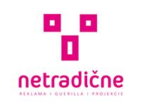 Netradične (branding)