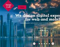 Website header for upcoming website.