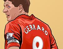 Steven Gerrard - Liverpool F.C