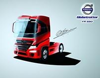 VOLVO Concept Globetrotter FR 550