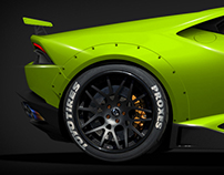 Lamborghini Huracan Corsa Veloce
