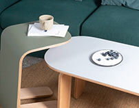 Big Small Coffee Table