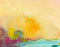 Little watercolors