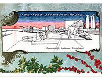 Holiday Post Card 2013