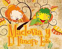 Maclovía y el Príncipe Loro