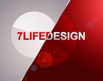 Desktop Background for 7lifedesign
