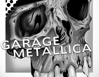 Garage Metallica illustrations