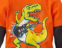 Rock'n T Rex