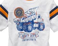 Heavy Duty Dump Truck