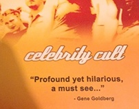Celebrity Cult - DVD Artwork
