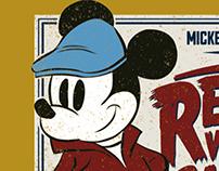 Disney Stores- Mickey