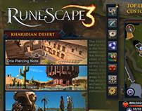 RuneScape User Interface
