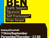 """BEN"", Self-Promotion Exhibition"