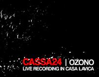 Cassa24 - Live Recording in Casa Lavica