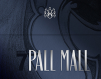 PALL MALL pack design