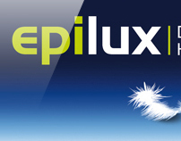 EPILUX // PRINTS & WEBSITE