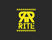 R I T E  font