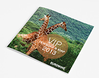 Брошюры «Программа поездки»